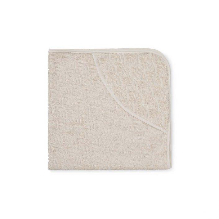 Babyhåndklæde i Sand fra Cam Cam