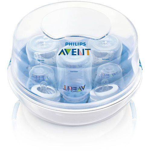 Sterilisator til mikrobølgeovn fra Philips Avent