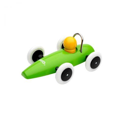 Racerbil i Grøn fra Brio