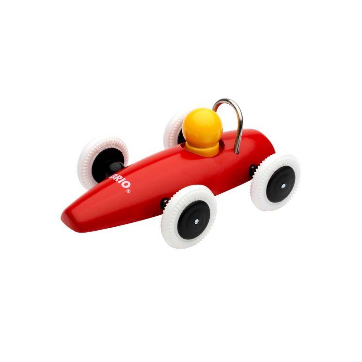 Racerbil i Rød fra Brio