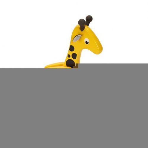 Pull Along Giraf fra Brio