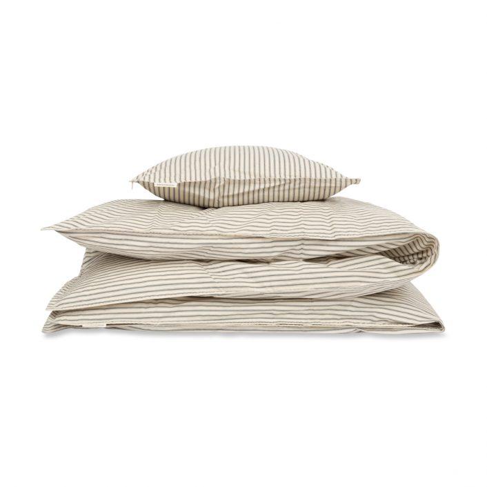 Baby Sengetøj i Stripe fra Studio Feder