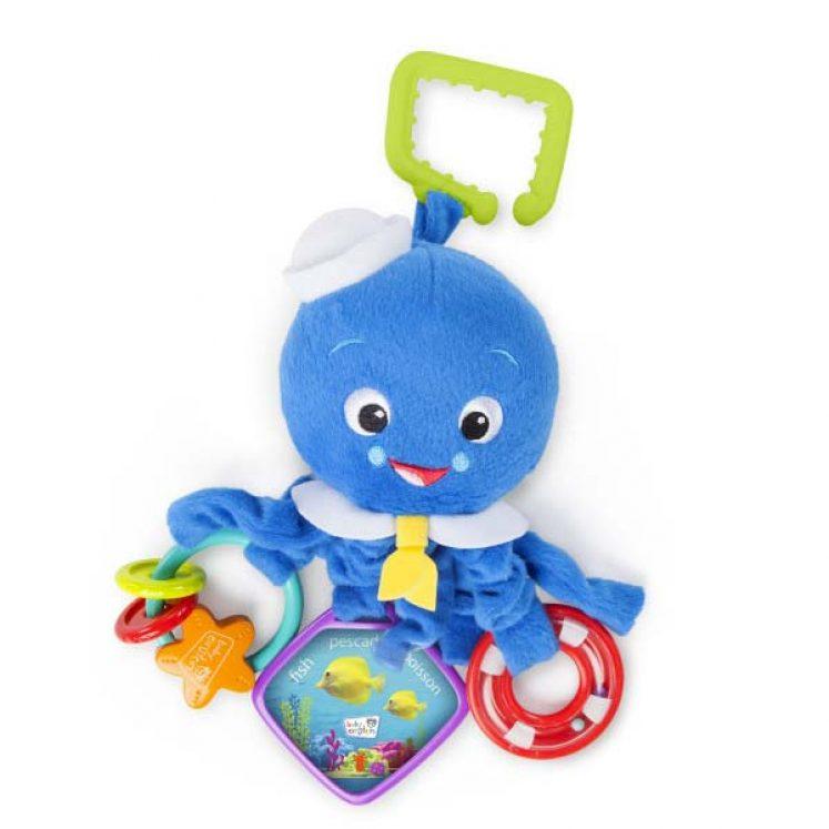 Aktivitets-blæksprutte fra Baby Einstein