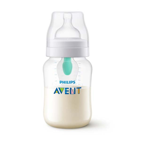 Sutteflaske Anti-kolik & AirFree 260ml  fra Philips Avent