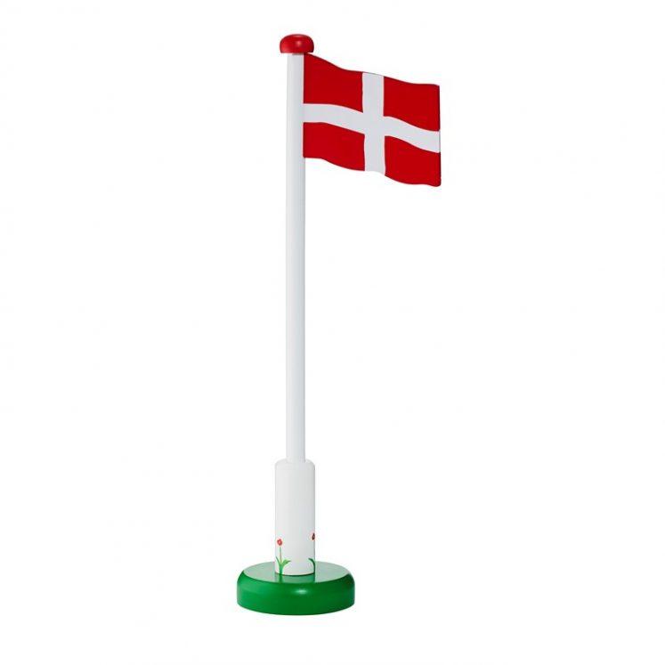 Flag i træ fra Krea – til at fejre føde-dagen og alle fødselsdagene efter!!