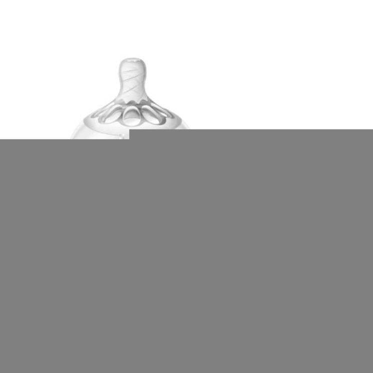 """Sutteflaske natural """"hold selv flaske"""" 150ml fra Philips Avent"""