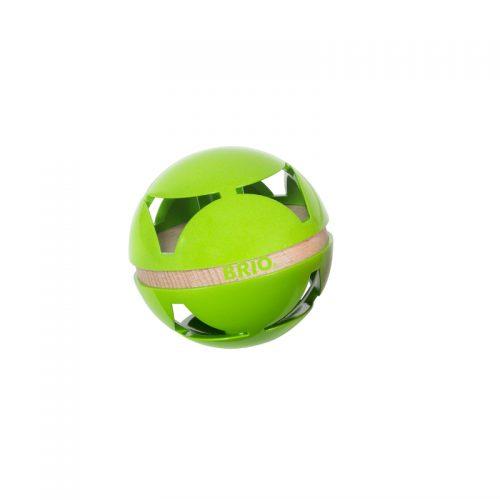 Aktivitetsbold i grøn fra Brio