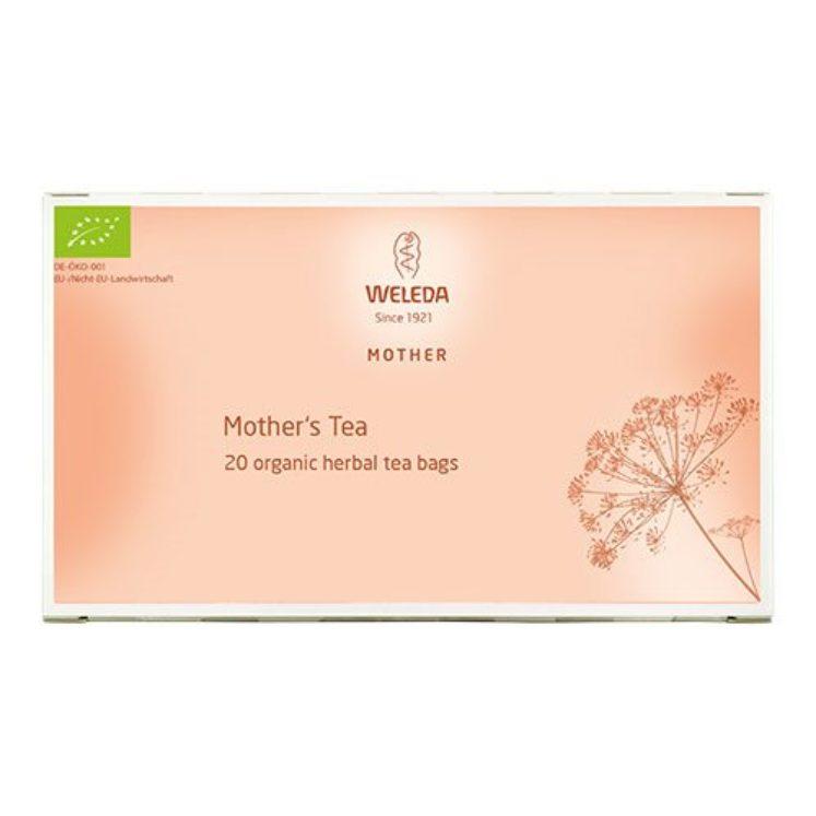 Amme-Te med mælkestimulerende ingredienser fra Weleda