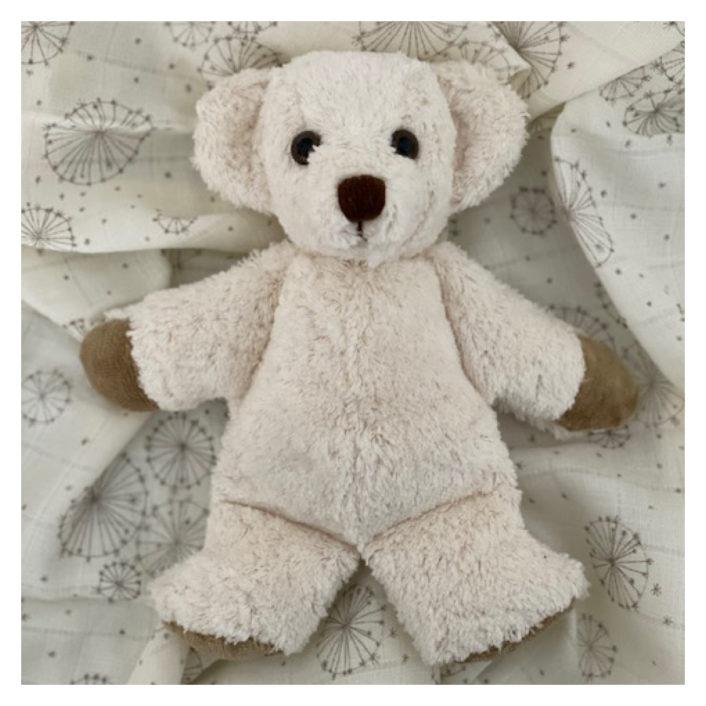 Bjørn i hvid fra Kallisto