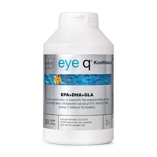 Fiskeolie fra EyeQ, 360 kapsler