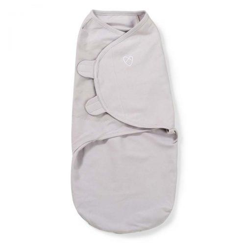 Svøb i grå (0-3 mdr) fra SwaddleMe