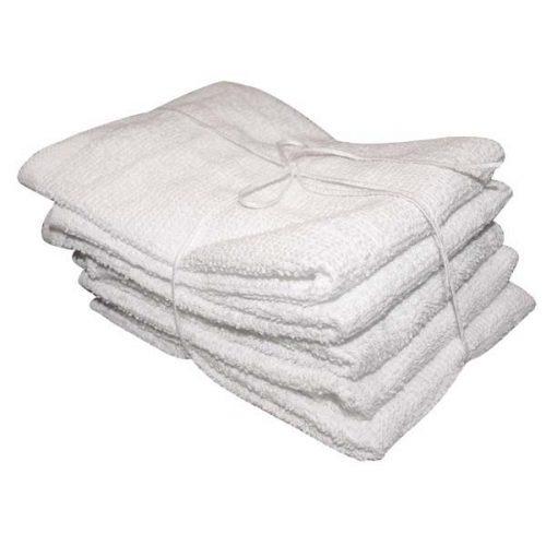 Vaskeklud i hvid – pakke med 5 stk fra Oopsy