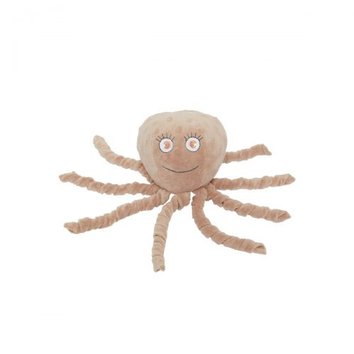 Blæksprutte med sjove arme i rosa fra Elva Senses