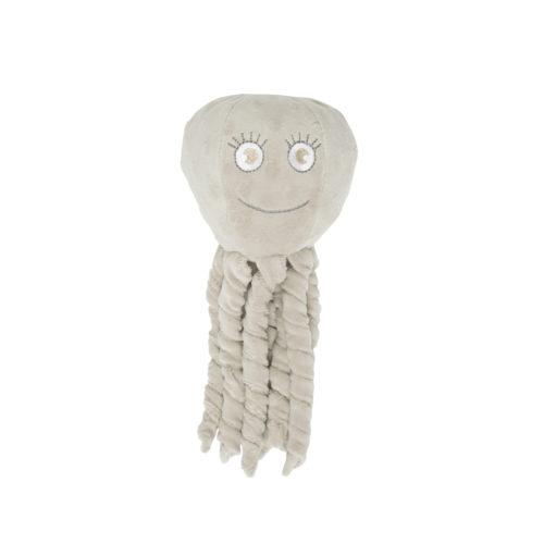 Blæksprutte med sjove arme i sand fra Elva Senses