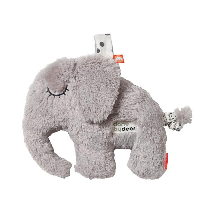 Musik-uro Elefant fra Done by Deer