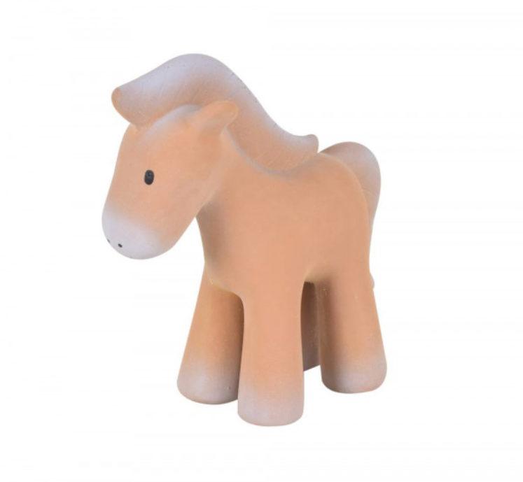 Hest fra serien med Søde Bondegårdsdyr fra Tikiri