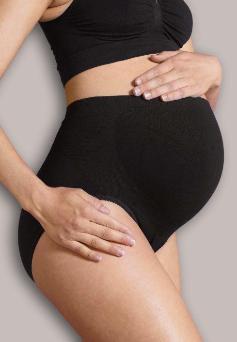 Graviditetstrusse uden sømme fra Carriwell med let støtte