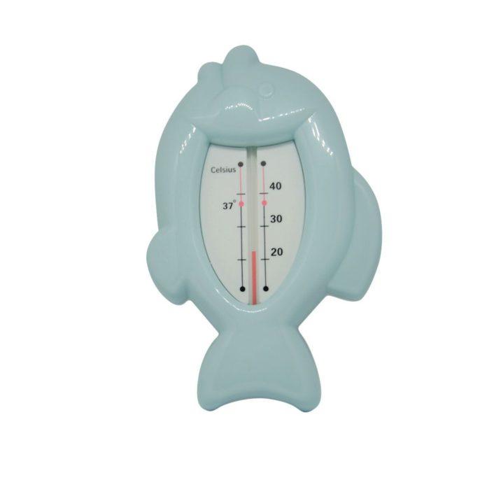 Badetermometer med fisk fra Oopsy