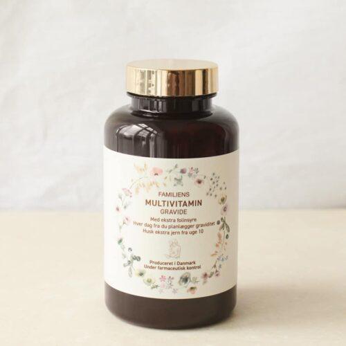 Multivitamin til gravide 180 tabletter