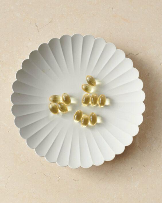 Fiskeolie til voksne og gravide 120 kapsler