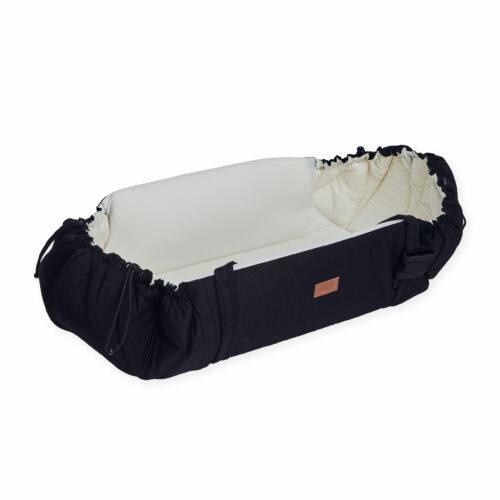 Babynest Sleep carrier, sort fra Najell