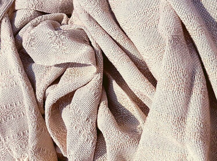 Rebozo sjal i sand, fra Mexico 2,5 m