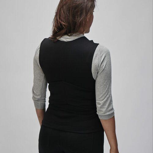 Najell Wrap, forbundet vikle i sort