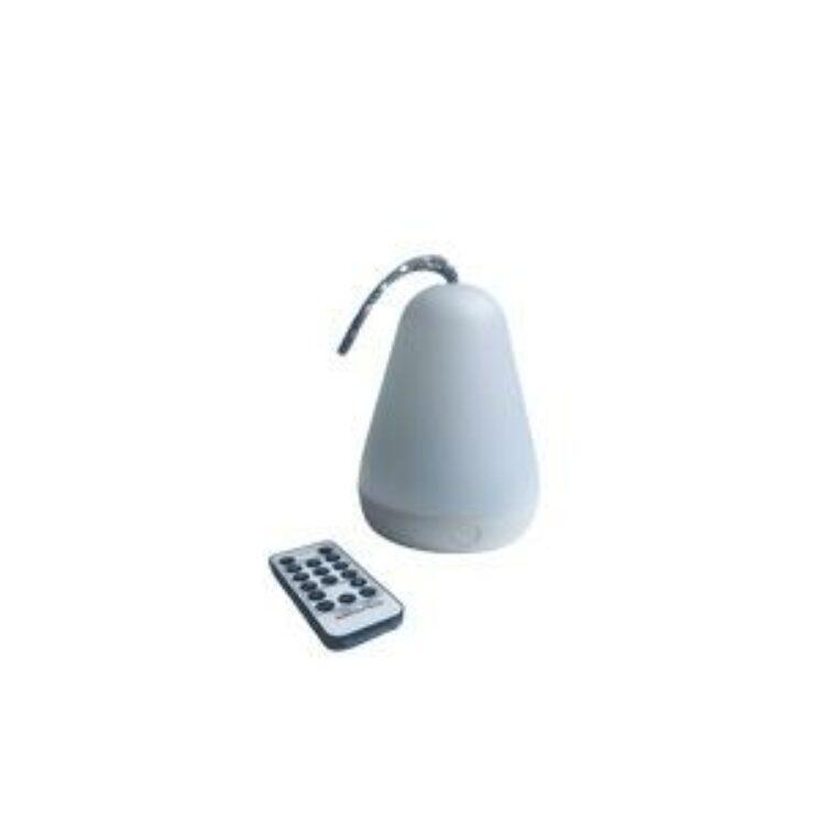 Lampe med fjernbetjening fra Rabbit & Friends