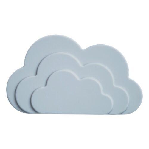 Bidering sky I Blå fra Mushie