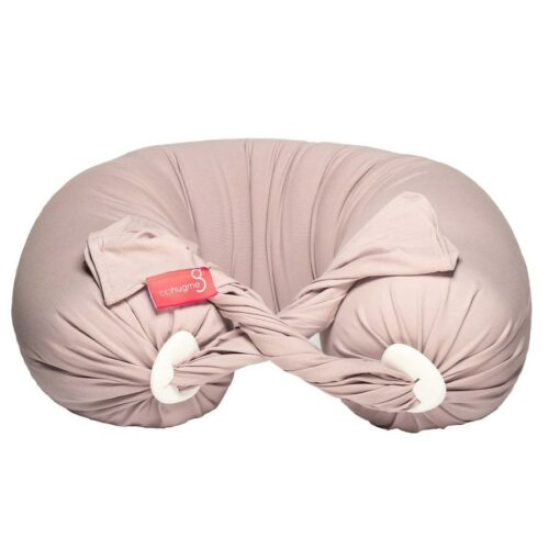 Ammepude (og gravidpude) fra bbhugme, Dusty pink