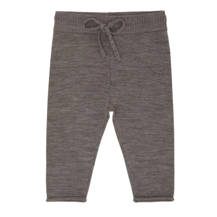 Bukser i Beige Melange fra FUB