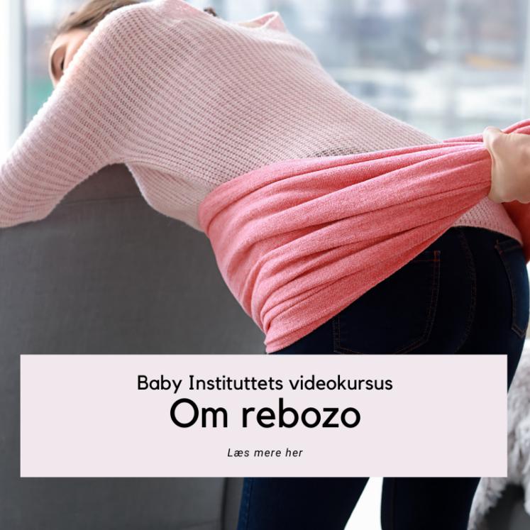 Rebozo-kursus (online videokursus) i graviditeten og til gavn under fødslen
